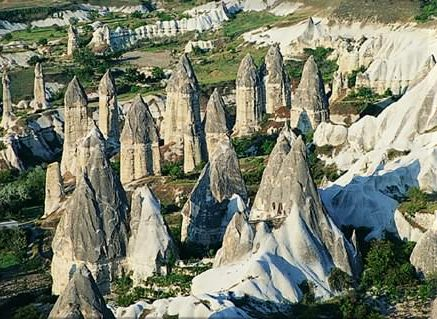 AVANOS FAIRY CHIMNEYS